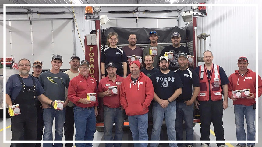 Fire Department & First Responders